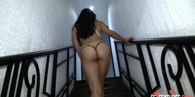 Sex Features - Hot Latina Fucked Hard by Foreigner