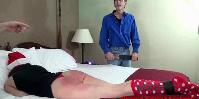 Spanked for Good Intentions