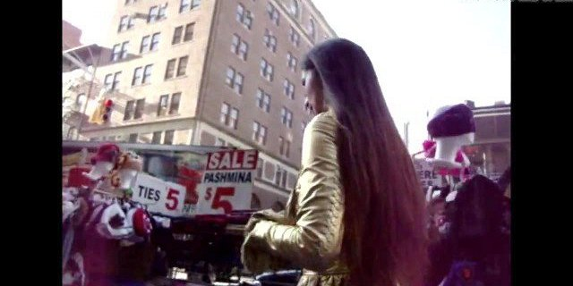 Candid Leather (Gold Leather Jacket)