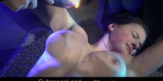 PUNISHED TEEN GETS TIED UP AND FUCKED HARD SLAVE CRYING PAIN