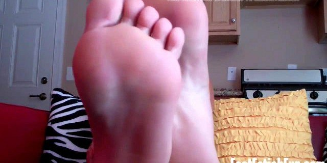 My feet will get you nice and rock hard