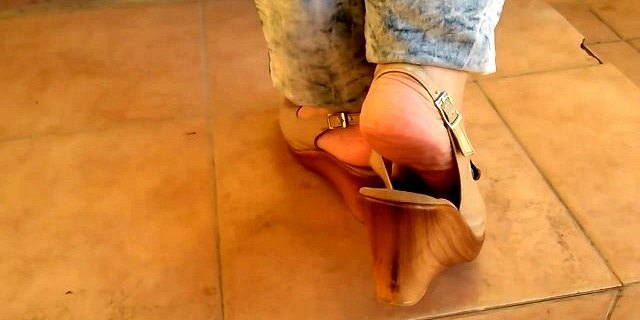 Fetish Boots , Whips and Ball Busting