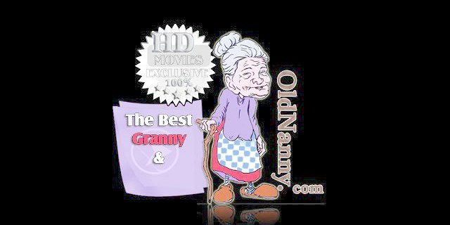 OldNanny Chubby granny and fat mature with two guys