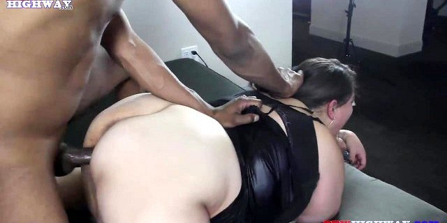 Chubby Mixed BBW Bella Live gets fucked hard by Don prince o