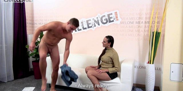 Melonechallenge - First casting with Mea Melone and newcomer