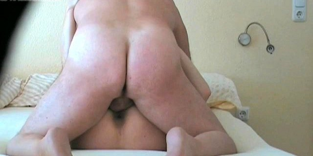 Peter and Anna in a very horny and rough missionary