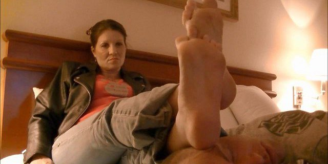 The Foot Slave