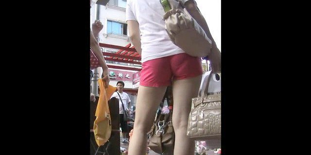white top RED SHORTS 1