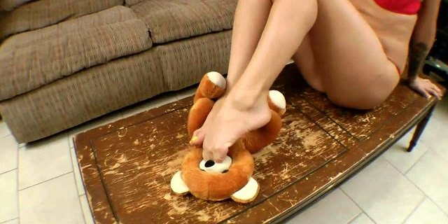 Plushies category at clips4sale.com