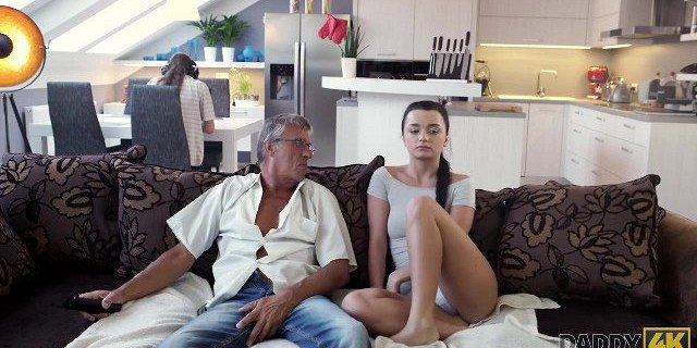 DADDY4K. With a hot dad you never get bored!